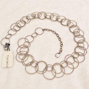TALBOTS Multi-link Necklace